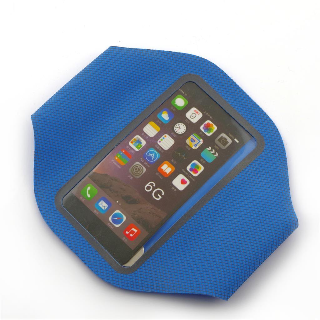 PowerNeed Sunen sportovní pouzdro pro běžce - iPhone 6, černé