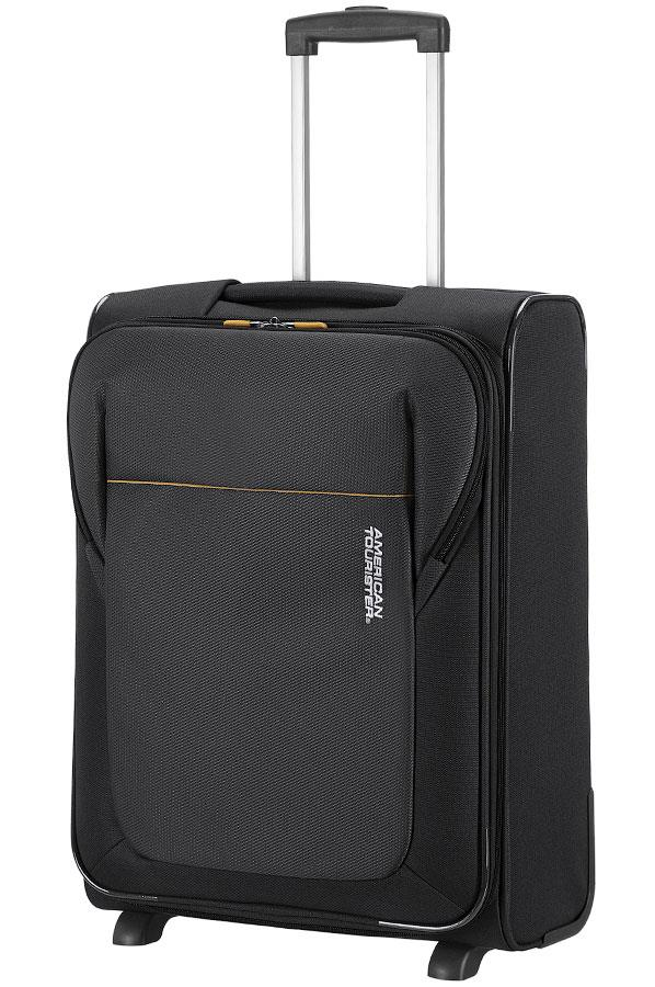 Cabin upright AT SAMSONITE 84A09001 SanFrancisco Strict S just luggage, black