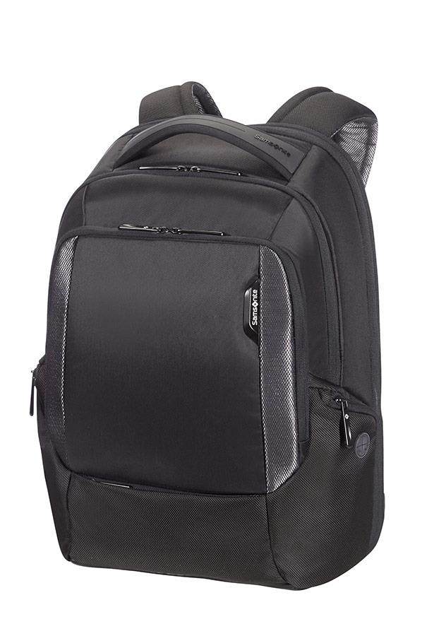Backpack SAMSONITE 41D09104 17,3'' CITYSCAPE comp, doc, tblt, pckts, exp. black