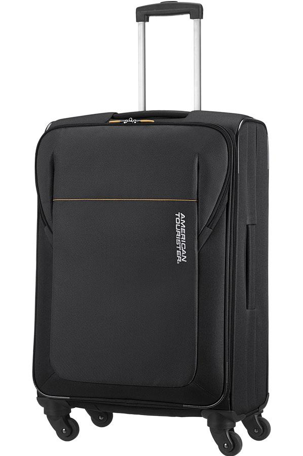 Cabin spinner AT SAMSONITE 84A09002 SanFrancisco Strict S 66 just luggage, black
