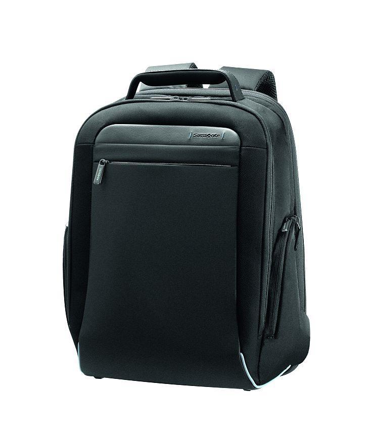 Backpack SAMSONITE 80U09008 16'' exp SPECTROLITE comp, doc., pocket, tablet, blk