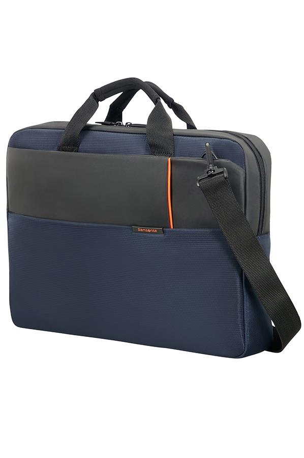 Case SAMSONITE 16N01003 17,3'' QIBYTE, blue