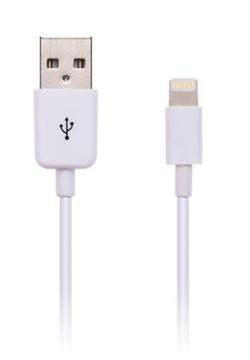CONNECT IT Kabel Lightning pro Apple iPad/iPhone/iPod 1m (certifikovaný)