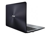 """ASUS NB F555LF -i5-5200U@2.7GHz, 15.6"""" matný LED FHD, nV GT930M 2G, 4GB, 1TB, DVD, WiFi, BT, Win10, tmavě hnědá barva"""