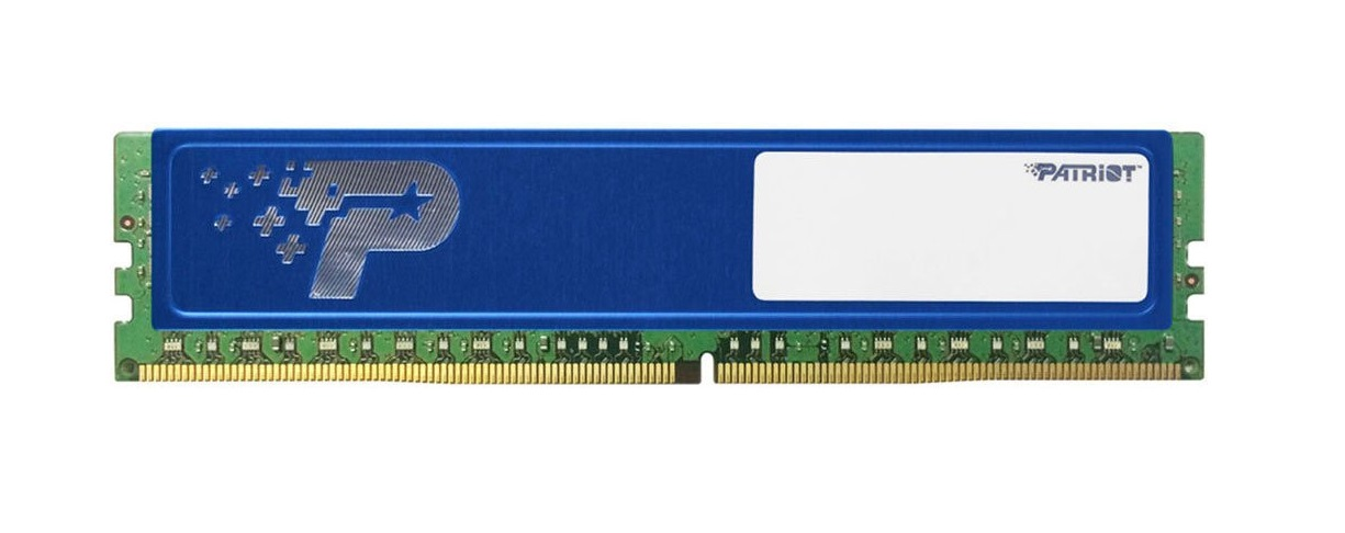 8GB DDR4-2133MHz Patriot CL15 s chladičem SR