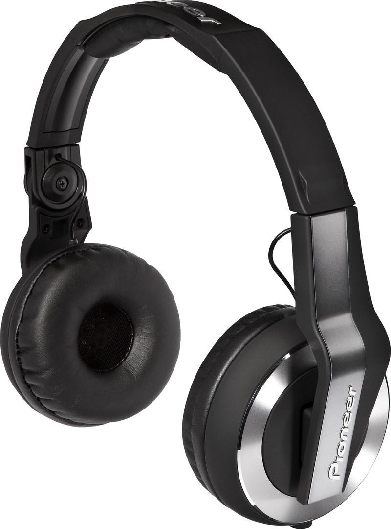 Pioneer DJ sluchátka černá