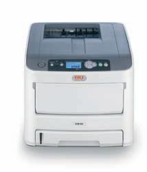 Tiskárna OKI C610n