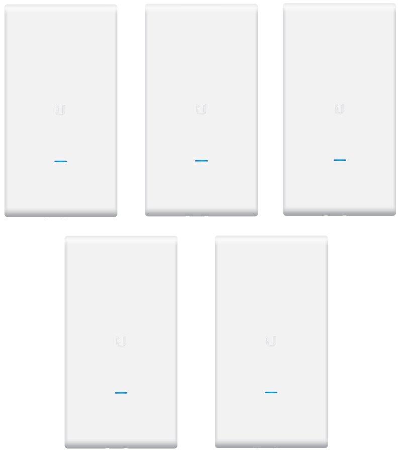 UBNT UniFi AP, AC Mesh Pro, 5-Pack