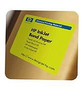 HP Q1397A Universal Bond Paper-914 mm x 45.7 m (36 in x 150 ft), 4.2 mil, 80 g/m2. 150 ft,