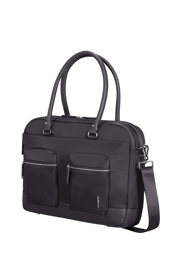 Bag SAMSONITE 94V09003 MOVEPRO 14,1'' computer, pocket, black