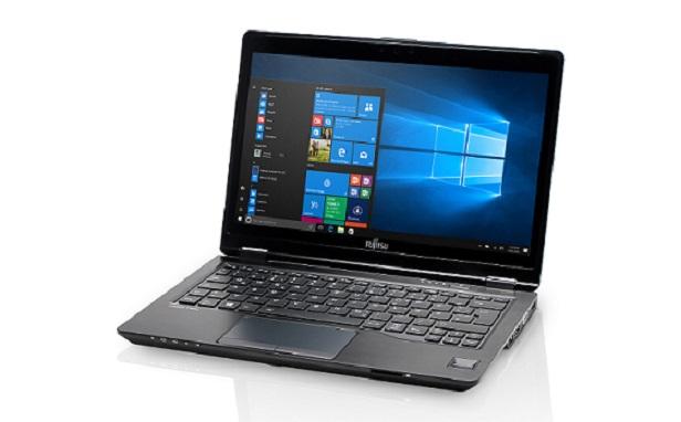 """FUJITSU NTB U727 - 12.5""""mat 1920x1080 i5-7200U@3.1GHz 8GB 256 SSD USBC VGA DP RJ45 FP W10PR podsvícená klávesnice"""