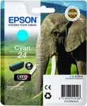 Inkoust Epson T2422 cyan | 4,6 ml | XP-750/850