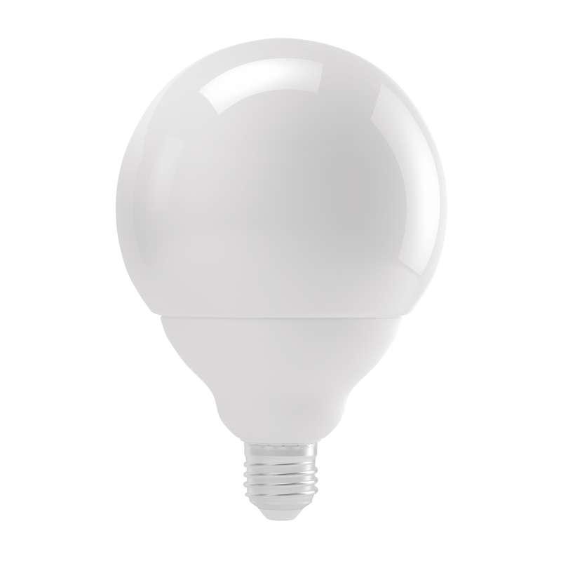 Emos LED žárovka Globe, 18W/100W E27, WW teplá bílá, 1515 lm,. Classic A+