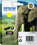 Inkoust Epson T2424 yellow | 4,6 ml | XP-750/850