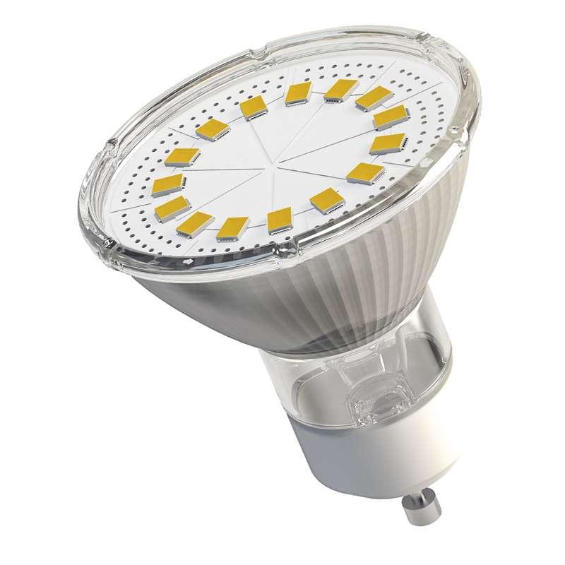 Emos LED žárovka MR16, 4W/30W GU10, CW studená bílá, 320 lm, Classic A+