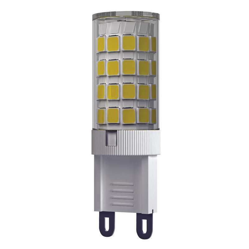 Emos LED žárovka JC, 3.5W/32W G9, NW neutrální bílá, 350 lm, Classic A++
