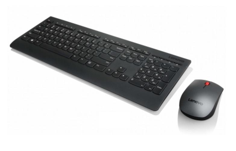 Lenovo klávesnice + myš Professional Wireless CZ