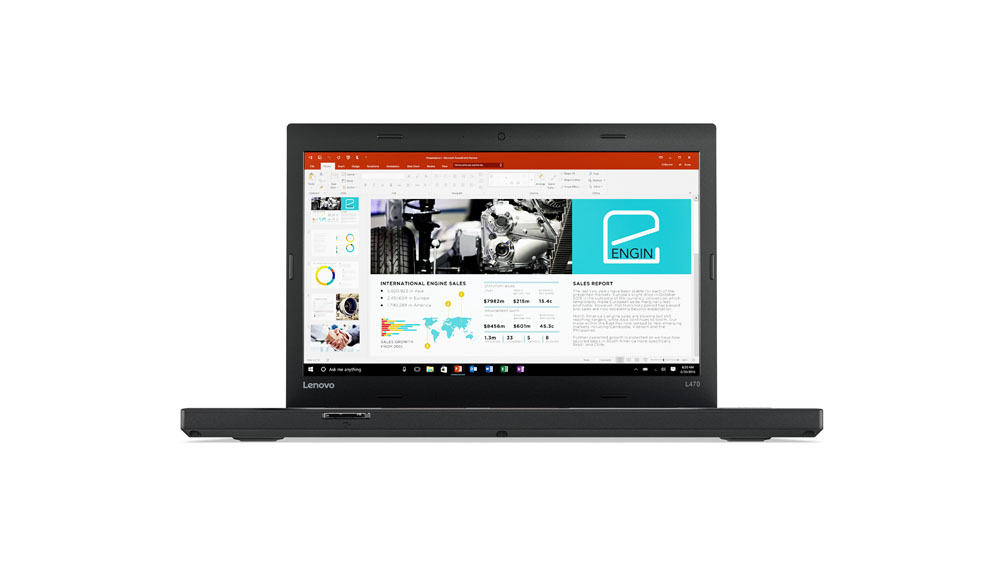 "Lenovo ThinkPad L470 i5-7200U/8GB/256GB SSD/HD Graphics 620/14""FHD IPS/W10PRO/Black"