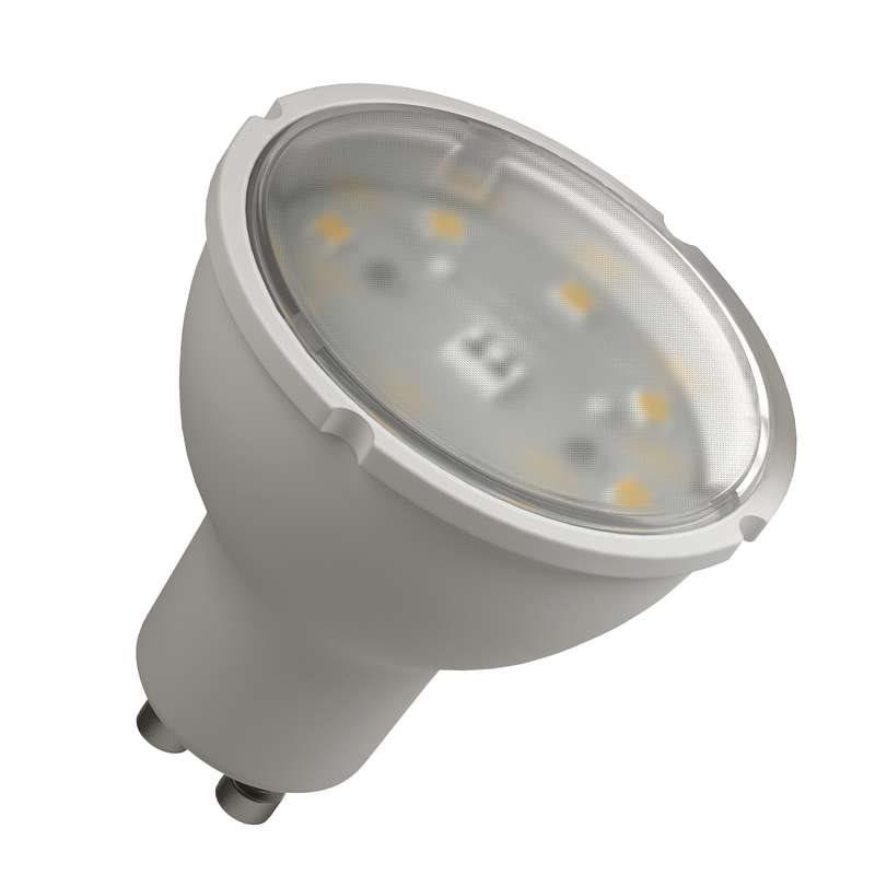 Emos LED žárovka MR16, 5.5W/38W GU10, NW neutrální bílá, 440 lm, Classic A+