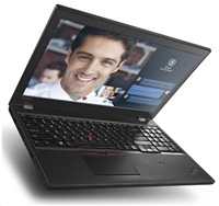 "LENOVO TP T560 černý 15.6"" IPS 1920x1080mat,i5-6200U@2.3GHz,8GB,256SSD,HD520,HDMI,DP,3xUSB,2x3c,W7P+W10P-3r on-site"