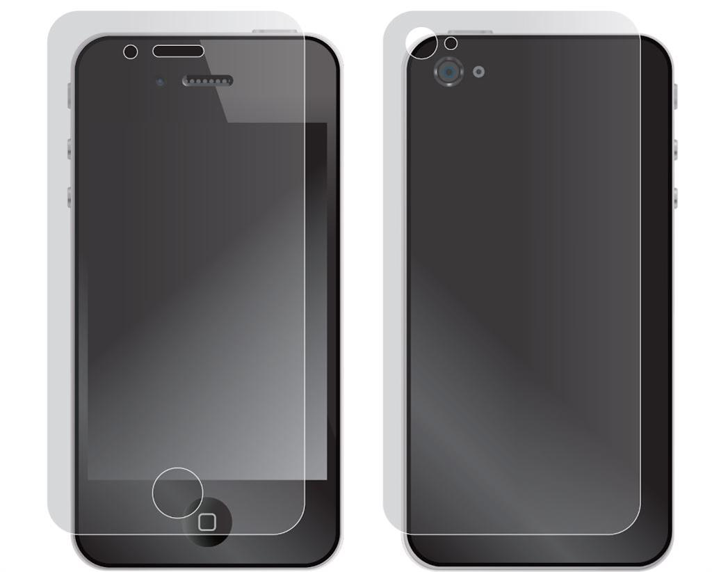 Sandberg ochranná fólie pro iPhone 4/4S