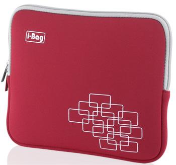I-BOX i-BAG pouzdro pro NTB 10.1'', červené