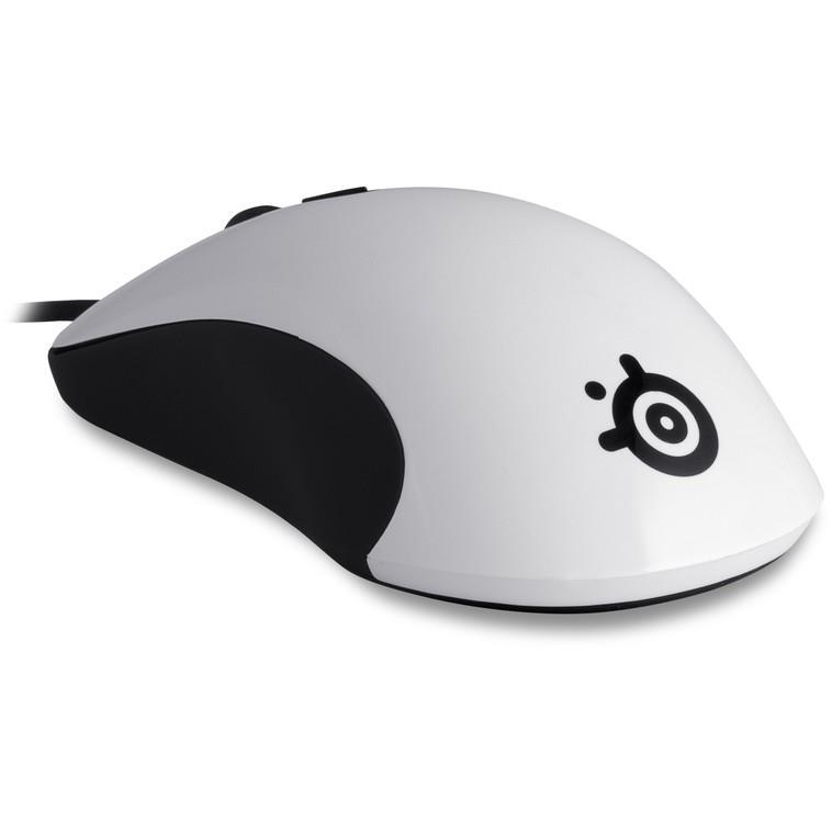 Myš SteelSeries KINZU V3 bílá