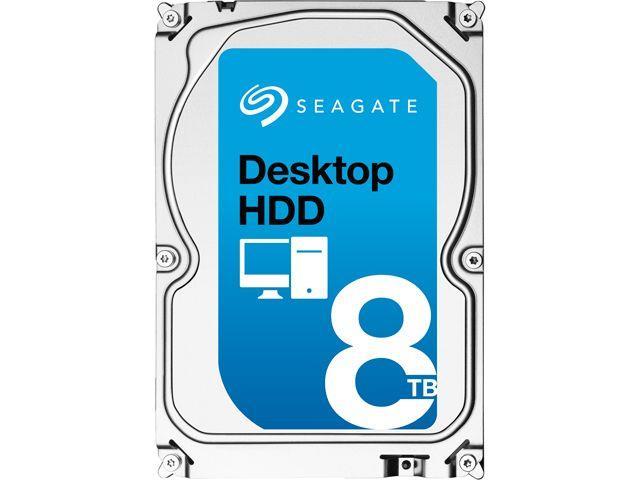 Seagate Barracuda 7200 8TB 3.5'' HDD, SATA/600, 256MB cache