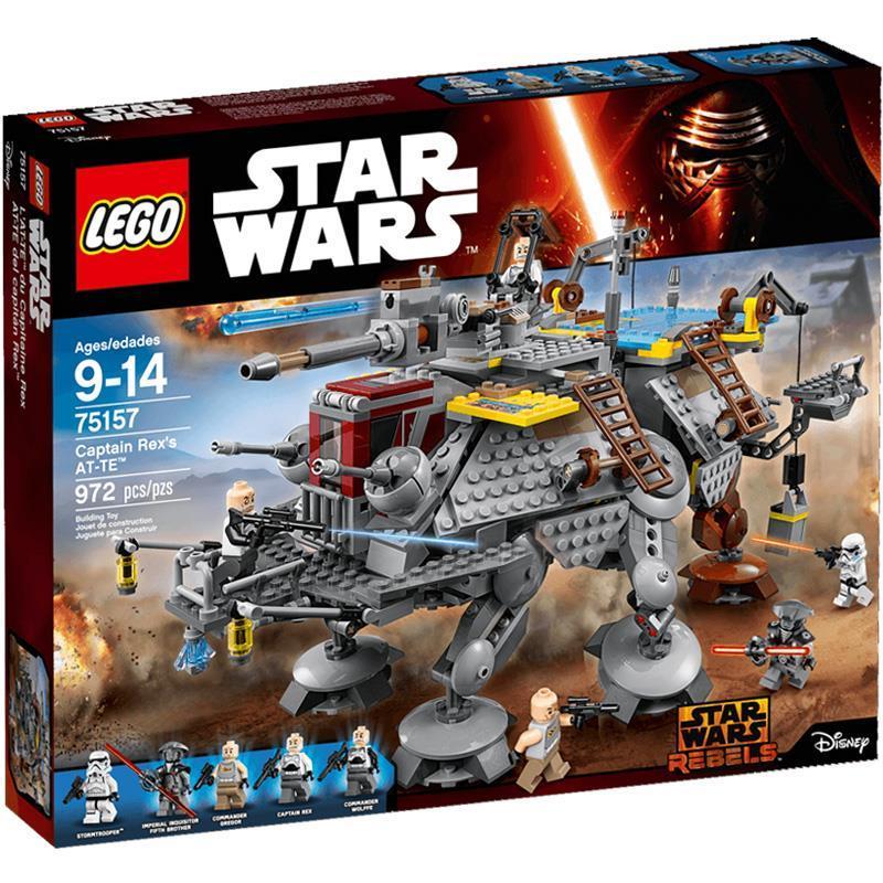 LEGO 75157 STAR WARS AT-TE kapitana Rexa p4