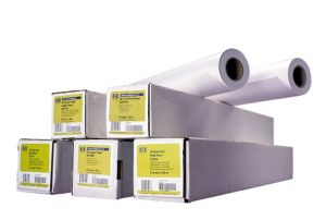 HP C6029C Heavyweight Coated Paper, A1, 30 m, 130 g/m2