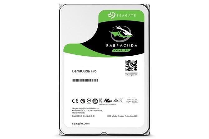 Seagate Barracuda Pro 7200 4TB 3.5'' HDD, SATA3, 7200RPM, 128MB cache