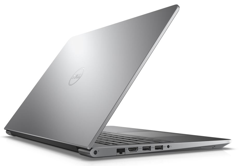 "DELL Vostro 5568/i5-7200U/8GB/256GB/Intel HD/15,6"" FHD/FingerPrint/Win 10 Pro/Šedá"