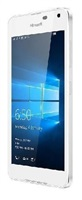 Microsoft Lumia 650 White-Light Silver