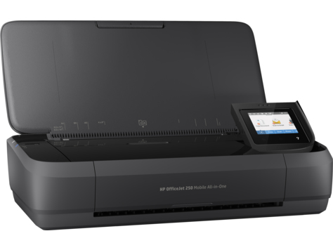 HP Officejet 252 Mobile All-in-one (A4, 10/7 pps, USB, Wi-Fi, Print/Scan/Copy)
