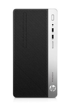 HP ProDesk 400 G4 MT, G4560, Intel HD, 4 GB, 500 GB, DVDRW, W10Pro, 1y