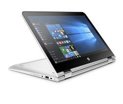 HP Envy 13-u103nc, Core i3-7100U, 13.3 FHD/IPS Touch, Intel HD, 4GB, 500GB/8GB, W10, Natural silver