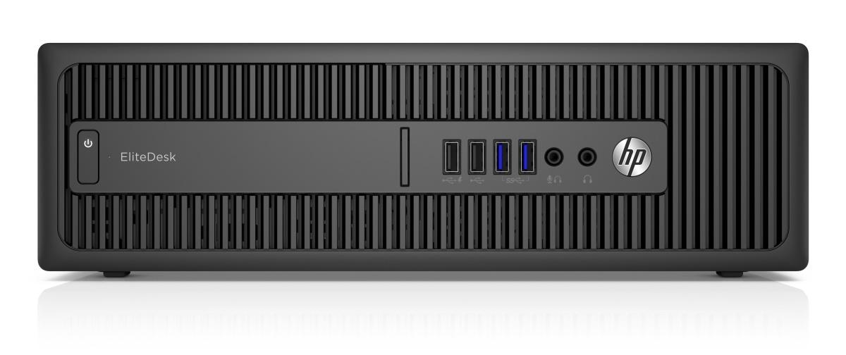 HP EliteDesk 800G2 SFF i5-6500/1x8 GB/256 GB SSD/Intel HD/Win 10 Pro + Win 7 Pro
