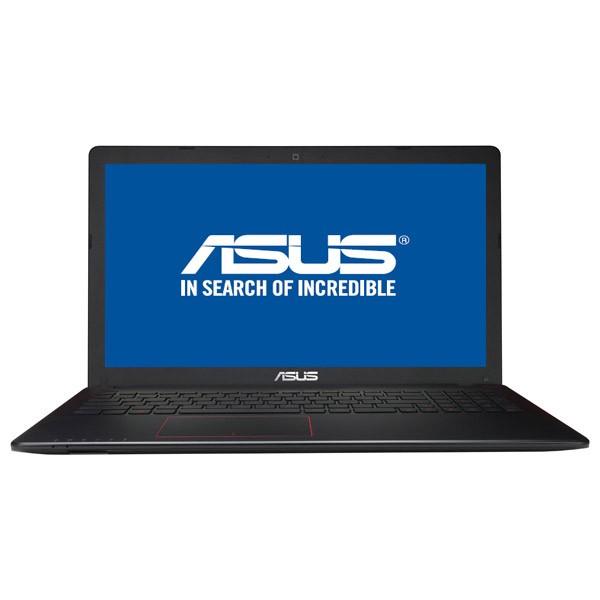 ASUS F550VX 15.6/i5-6300HQ/256SSD/8G/NV/W10, černý