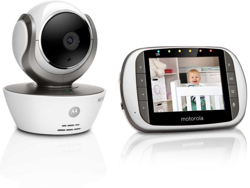 Motorola MBP853 Connect HD, Camera Wi-Fi, Baby Monitor
