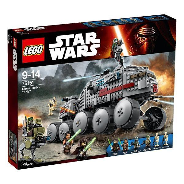 LEGO STAR WARS 75151 Clone Turbo Tank™