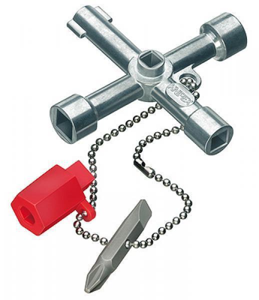 Klíč na rozvodné skříně Knipex 001103