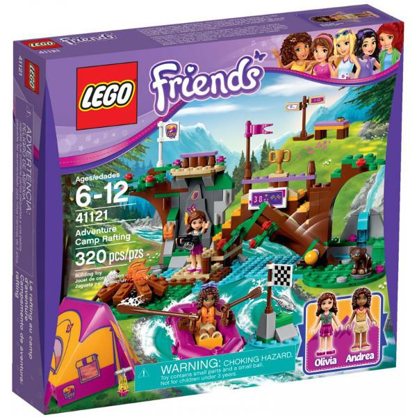 LEGO Friends Dinghy rafting