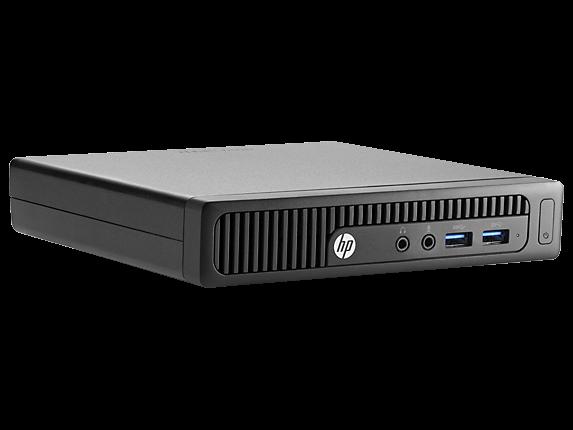 HP 260 Mini 2957U 2GB 32GB Intel HD W8.1 PL/EN