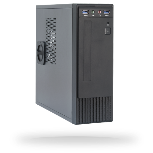 PC case Chieftec FI-03B, with 250W PSU, mini ITX tower