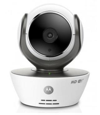 Motorola MBP85 Connect HD, Camera Wi-Fi, Baby Monitor