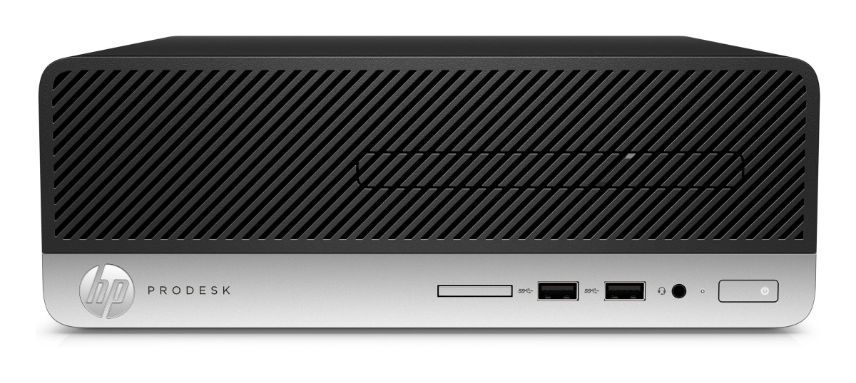 HP ProDesk 400 G4 SFF i5-7500 / 8GB / 256GB SSD / Intel HD / W10 Pro