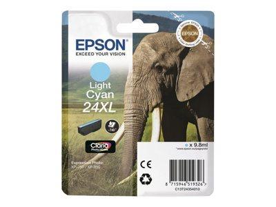 Inkoust Epson T2435 Light cyan XL | 9,8 ml | XP-750/850