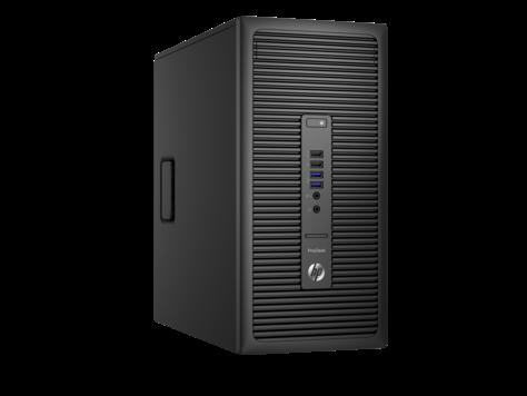 HP ProDesk 600 G2 TWR i5-6500 4GB 1TB DVDRW Win10/Win7 Pro 64