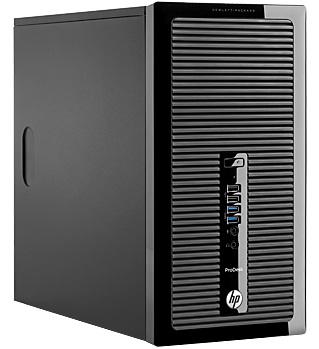 HP ProDesk 490G3 MT / Intel i5-6500 / 8GB / 128GB SSD + 1TB HDD / Intel HD / W10