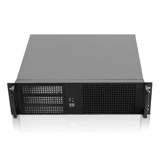 Netrack server case mini-ITX/microATX/ATX, 482*133,3*390mm, 3U, rack 19''